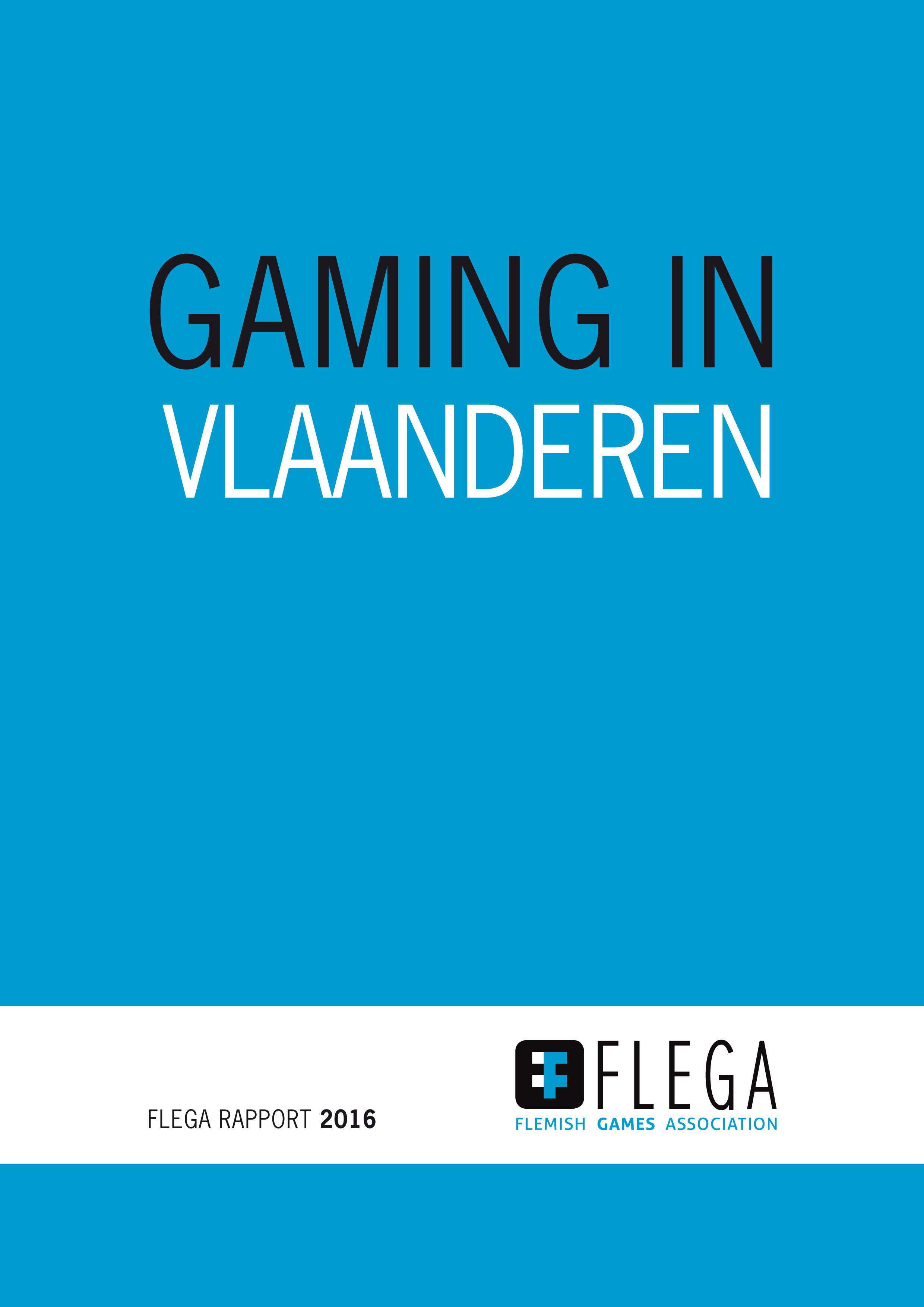 Belgium: Gaming in Vlaanderen 2016