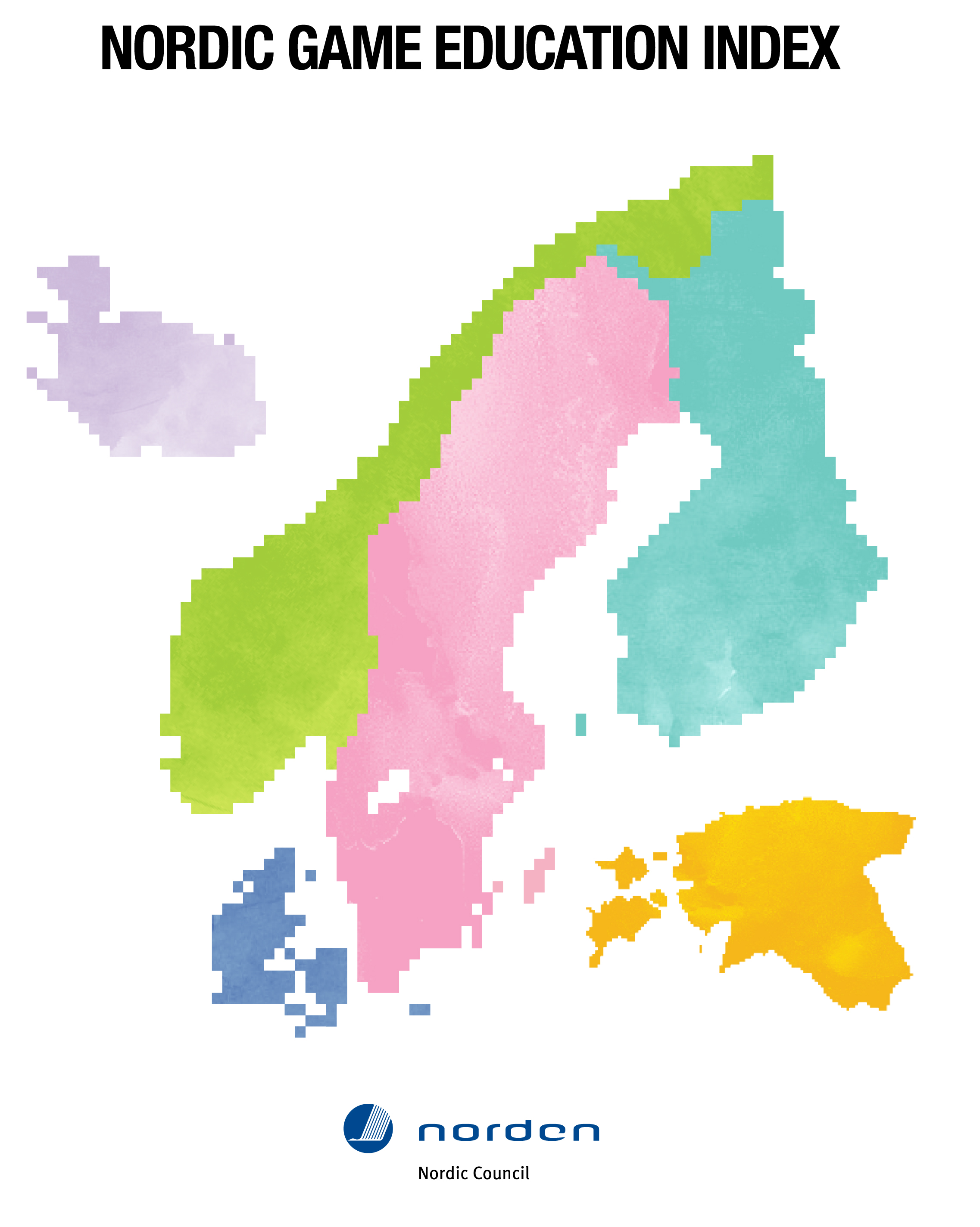 Nordic Countries: Nordic Game Education Index
