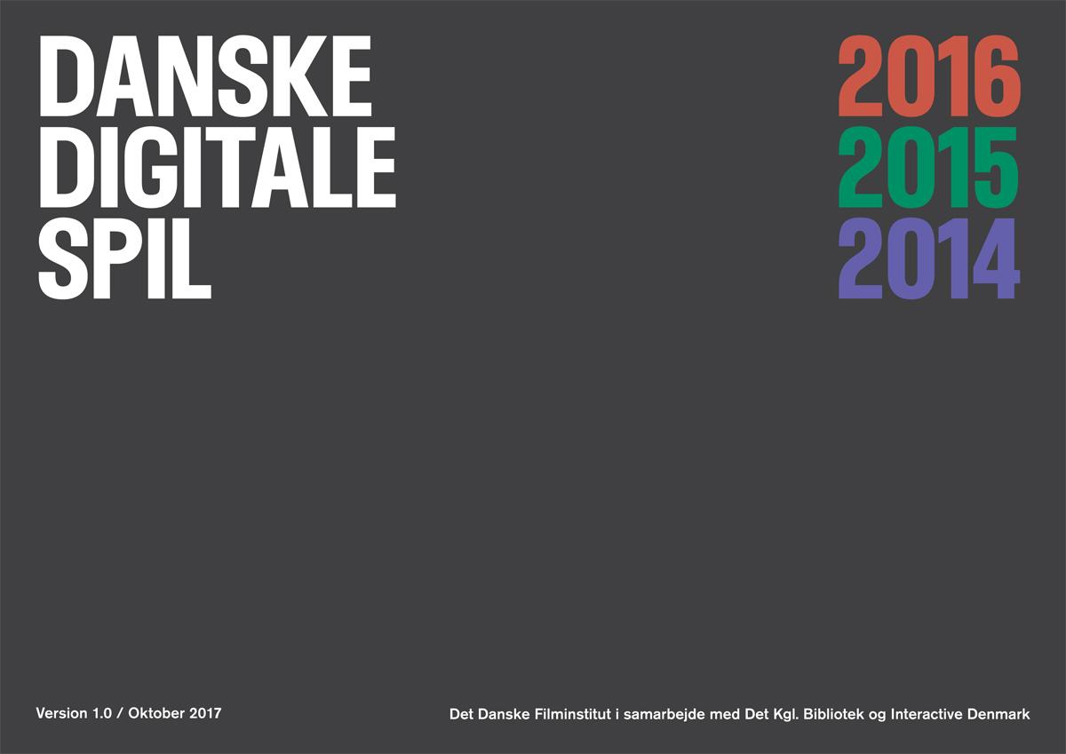 Denmark: Danske Digitale Spil 2016