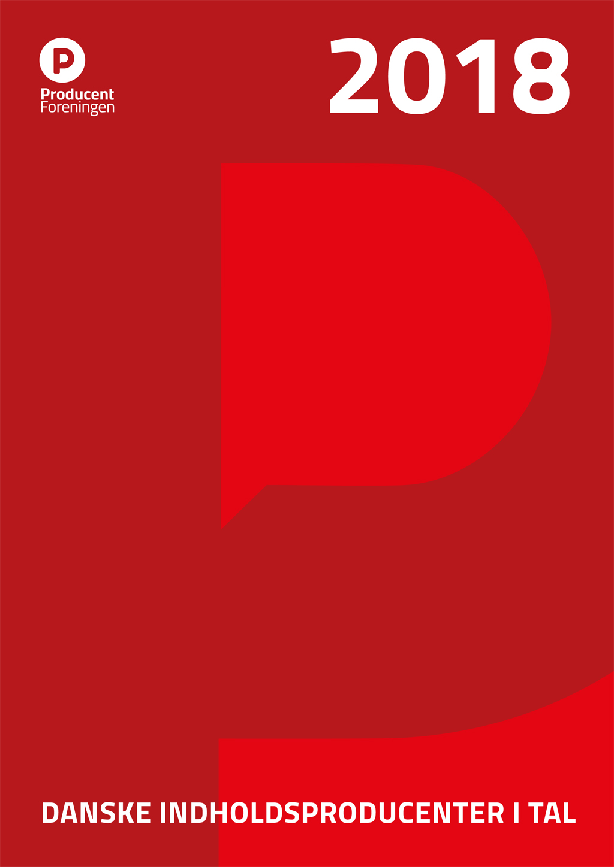 Denmark: Danske Inholdsproducenter i Tal 2018