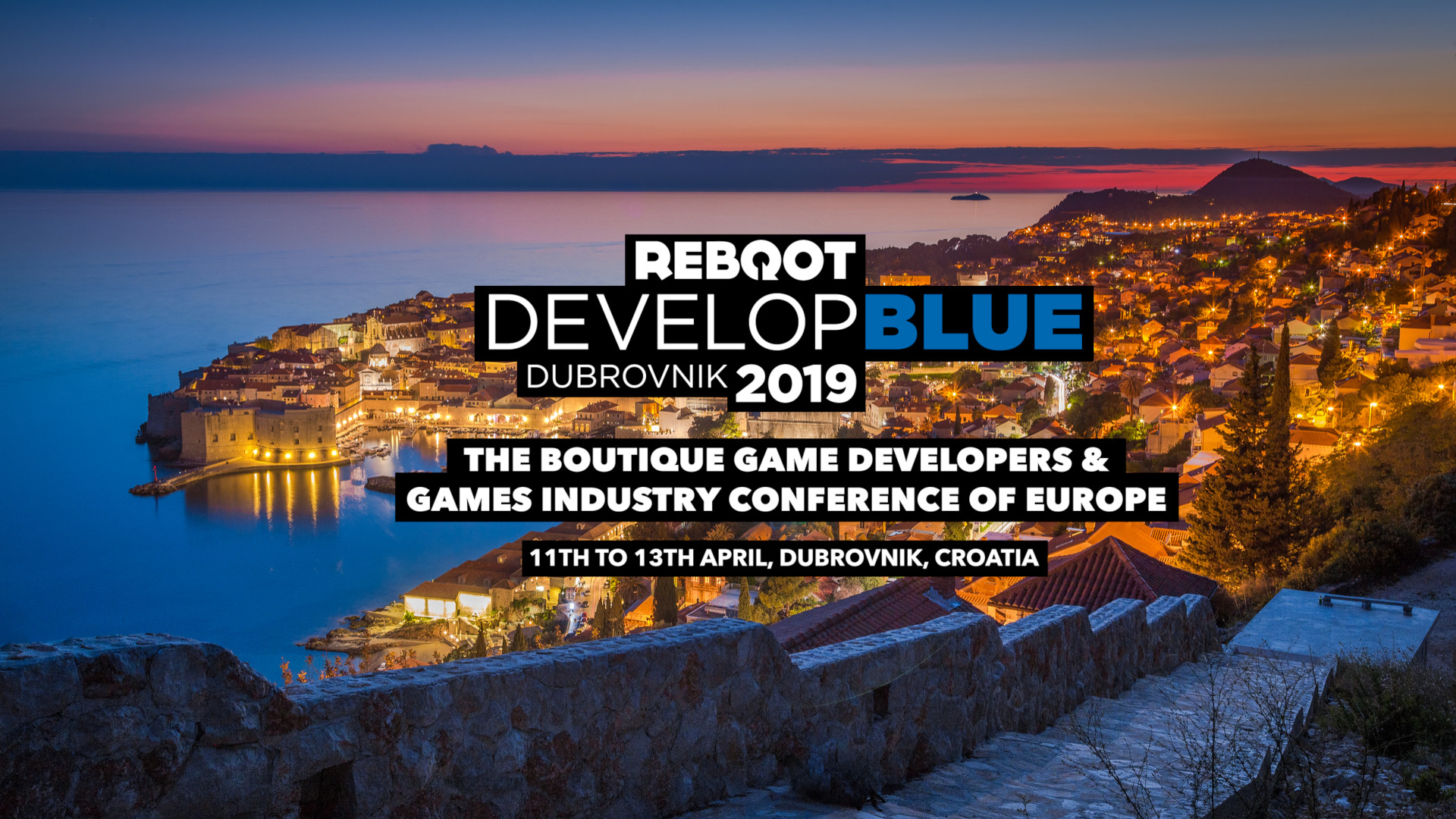 Reboot Develop Blue 2019 games industry conference ready to leave the biggest global footprint yet, becomes again the site of annual EGDF spring assembly
