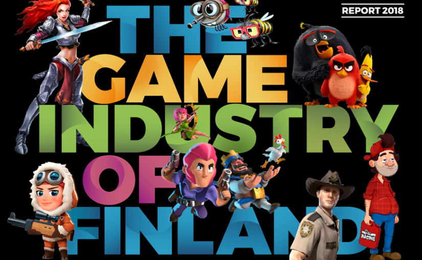 Finland: Finnish Game Industry 2018 Report