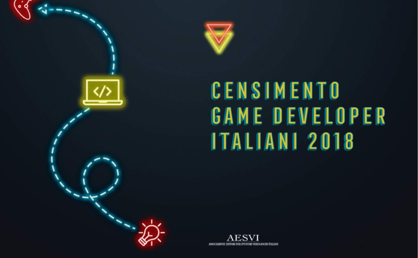 Italy: Quarto censimento dei game developer italiani 2019