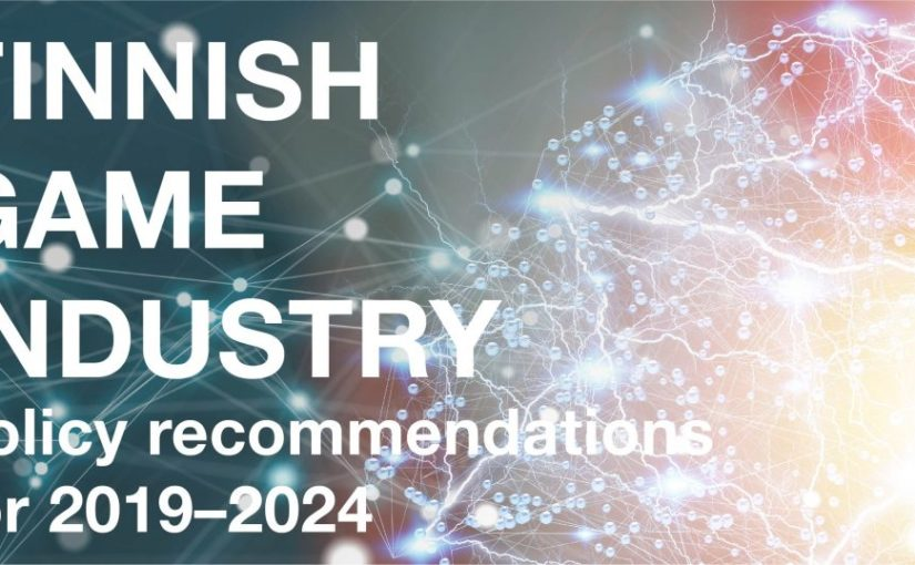 Finland: Three Ways to Bring Finland to the Forefront of the Digital Shift 2018