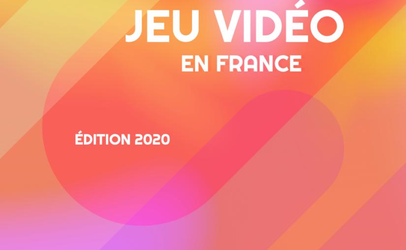 France: Baromètre Annuel du Jeu Video en France 2020