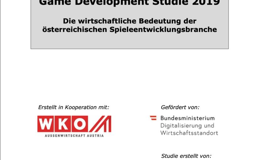 Austria: Game Development Studie 2019