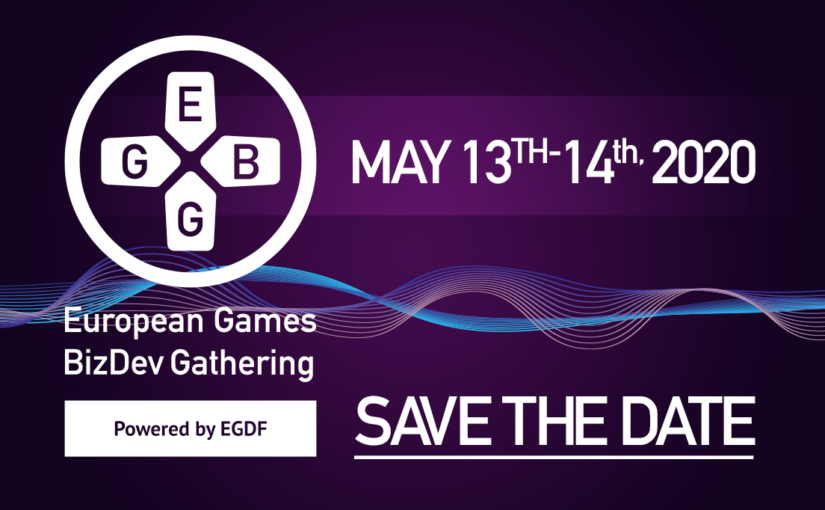EGDF and partners announce European Games BizDev Gathering