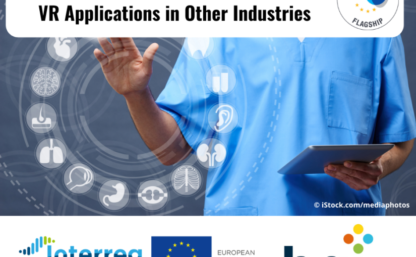 Baltic Game Industry Project: Recommendations for Implementation of Virtual Reality Applications in Other Industries
