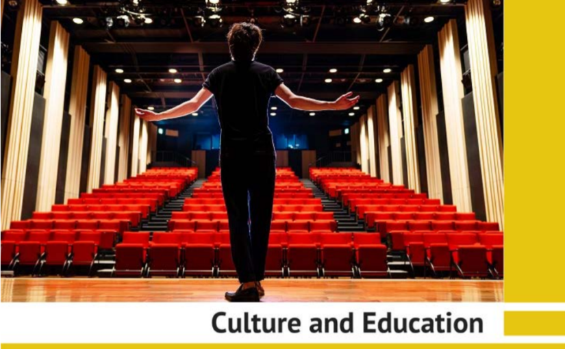 Cultural and creative sectors in postCOVID-19 Europe