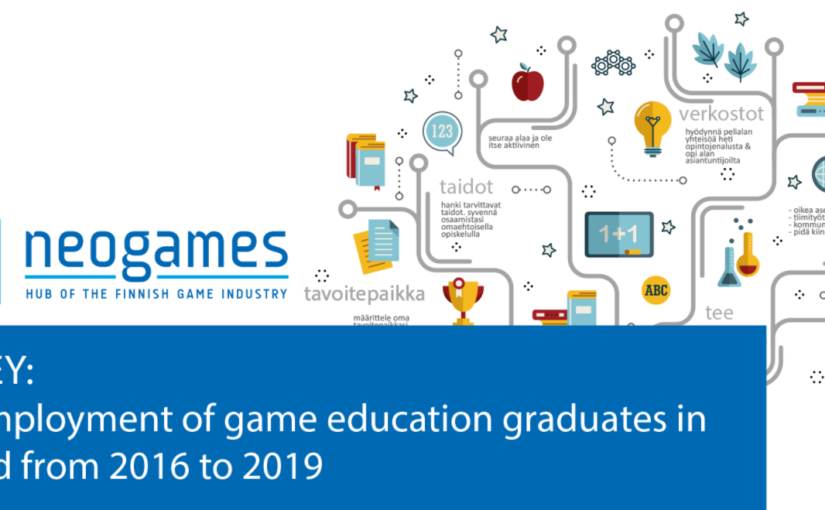 SURVEY: The employment of game education graduates in Finland