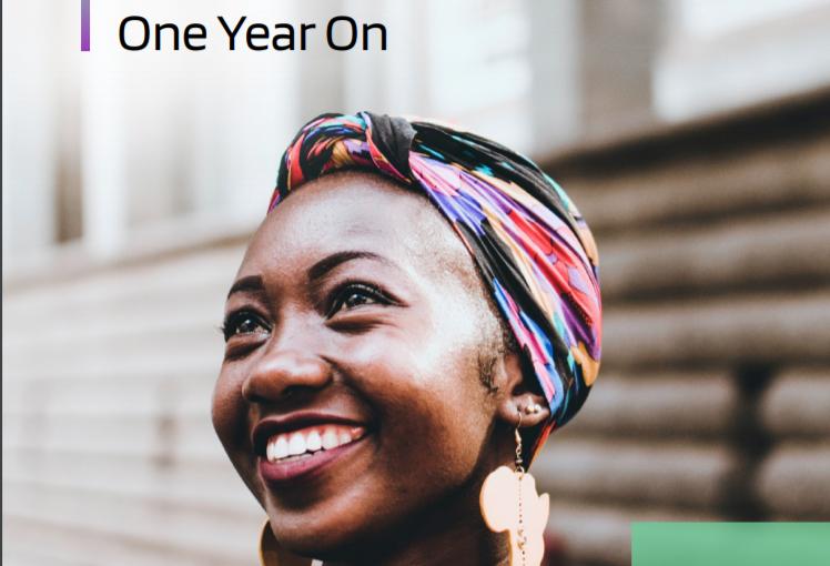 #RaiseTheGame One Year On Report – 2020/2021