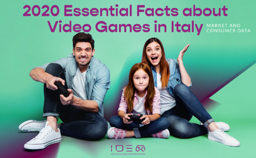 2020 Essential Facts about Video Games in Italy