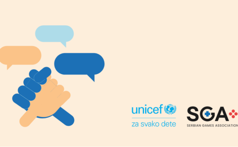 SGA and UNICEF in Serbia have signed a cooperation agreement
