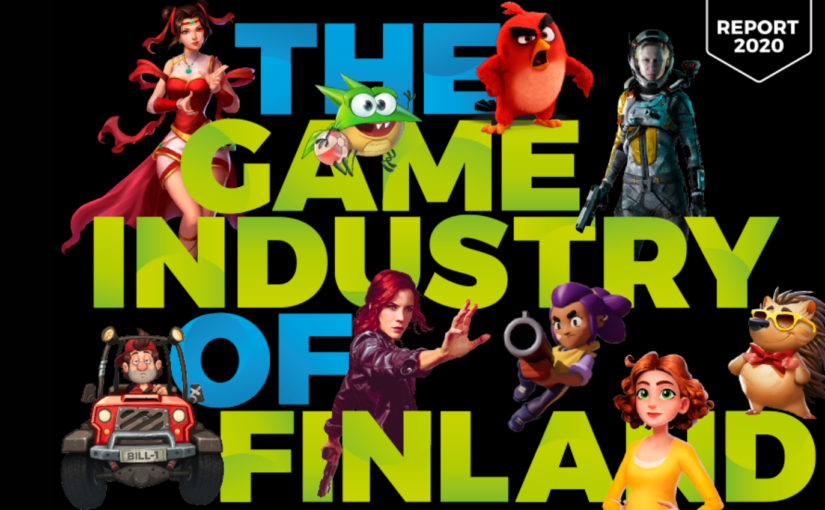 FINNISH GAME INDUSTRY REPORT 2020