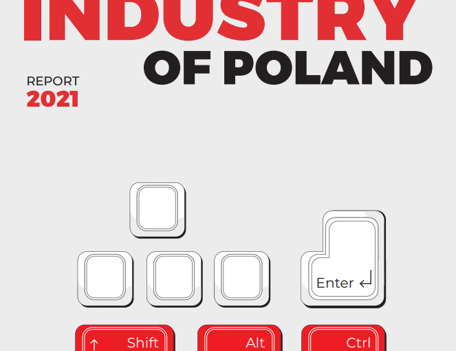 THE GAME INDUSTRY OF POLAND – Report 2021